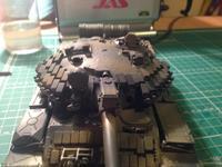 т-62а с активной броней mod 1962 Trumpeter 1:35