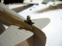 МиГ-3 (Trumpeter) 1/48.