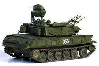 ЗСУ-23-4м «Ши́лка» 1/35