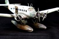 1/72 Junkers Ju 52/3mg5e, Italeri + Bilek