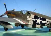 Mustang P-51B,Tamiya 1/48.