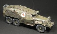 БТР-152К-1, 1/35, конверсия