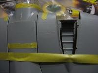 Heinkel He 111H-22 1/48 with V-1 Buzz bomb Revell/Monogram