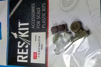 колеса фирмы RESKIT 1/48