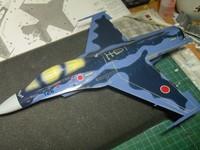 Mitsubishi F-2B (M 1:48 HASEGAWA)