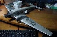 Попытка восстановить Junkers Ju-52 1/48