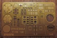 Verlinden Productions: F-15E Strike Eagle Detail Set 1:48