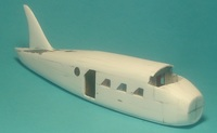 Stinson Model A, 1:72, самоделка