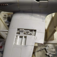 Supermarine Spitfire MK.VII (ICM,1/48)