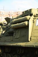 """Walkaround ПУ 2П19 ОТРК """"Эльбрус"""" 9К72 Музей Артиллерии, СПб"""