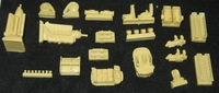 "Heinkel He-219A-7 ""Uhu"" 1/48 resin detail set (Aires)"