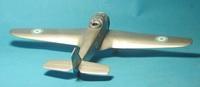 Ae.MB.2 Bombi, 1:72, самоделка (готово)