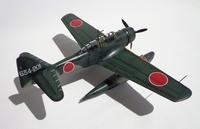 "1/72 Aichi E16A1 ""Zuiun"", Fujimi"