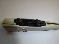 Super Etendard 1/48 Kitty Hawk