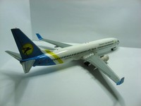 Boeing 737-800 / Revell+Extratech+Skydetails / 1:144