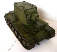КВ-2 обр. 1939г. У-4
