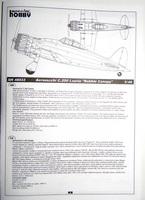 Aermacchi C.200 I. serie Special Hobby 1/48