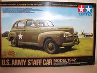 U.S. Army Staff Car 1942, Tamiya 1/48