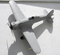 Macchi C.200 Saetta 1/48 Italeri