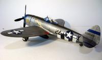P-47D Thunderbolt,Hasegawa,1/48.