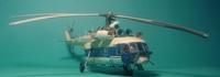 "Ми-8МТВ-1 ""Кран"", 1:72, конверсия-самоделка (готово)"