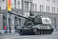 Техника на параде победы 2012 в Москве
