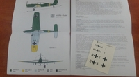 Huma 1/72 Arado Ar396