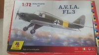 A.V.I.A FL . 3    на службе   ANR   (RS Models 1/72)  ГОТОВО