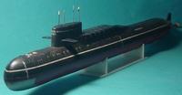 """РПКСН К-279 проекта 667Б """"Мурена"""", 1:250, самоделка (готово)"""