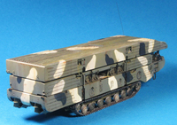 Паромно-мостовая машина ПММ-2М, 1:72, самоделка