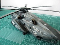 "Sikorsky MH-53E ""Sea Dragon"", Italeri+BIG ED,  1/72"