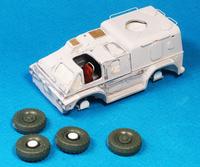 """Бронеавтомобиль ГАЗ-3937 """"Водник"""", 1:72, самоделка (Готово)"""