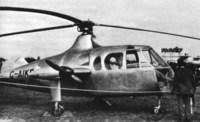 Fairey Gyrodyne FB-1, 1:72, самоделка