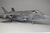 F-35A Lightning II (MENG M 1:48)