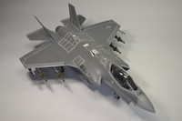 F-35A Lightning II (MENG M 1:48) (ГОТОВО)
