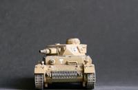 Pz 4 D 1/76 Airfix