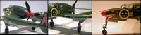 Saab J-21A 1/72 Special Hobby