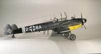 Messerschmitt Bf-110E 1/48 от фирмы Eduard