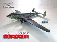 Junkers Ju 290A5 / Revell+Extratech+Eduard / 1:72