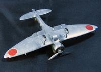 Mitsubishi A5M2a Fujimi 1/72 (готово)