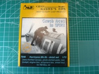 Hawker Hurricane Mk.II C / Revell / 1:72 + CMK resin parts