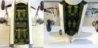 """TBM-1 D """"Avenger"""" 1/48 Italeri"""