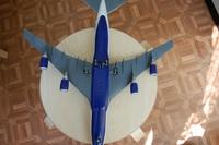 Boeing 747-400 Трансаеро 1/144 Амурский тигр!