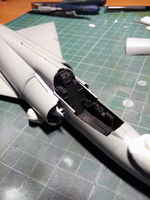 Mirage III CJ IAF 1/48 HobbyBoss ГОТОВО