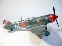 Ла-7 Eduard 1/48.