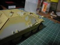 "Jägdpanzer 38(t) ""Hetzer"" Frühe Produktion 1/35 Dragon ×"