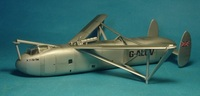 la Cierva W.11 Air Horse, 1:72, самоделка (готово)