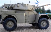 Бронеавтомобиль Panhard AML-90F1, 1:35, самоделка